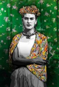 Frida x Kristel Bechara