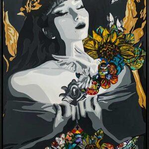 Kristel Bechara-Agape -Frame