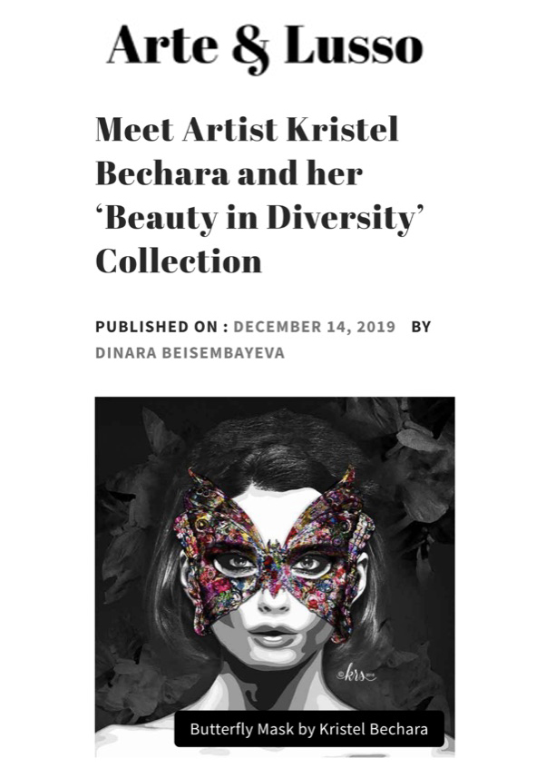Kristel Bechara - Arte & Lusso-14 Dec 19