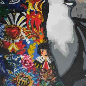 Kristel Bechara- Atonement- Close up-5