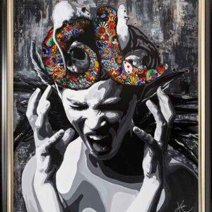 Kristel Bechara- Atonement- Frame