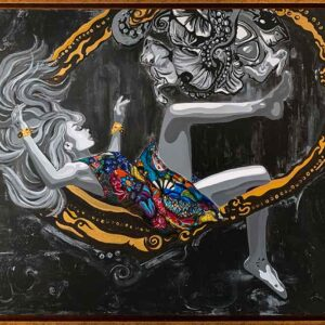 Kristel Bechara-Cassandra's Dream-Frame