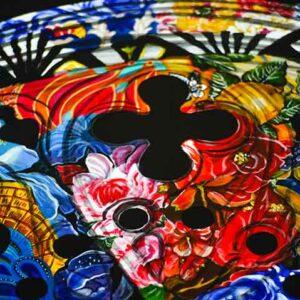 Kristel Bechara- Faith Hope & Charity- Close up-2