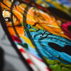 Kristel Bechara- Faith Hope & Charity- Close up-3