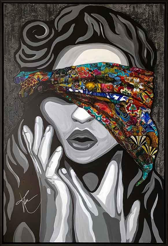 Kristel Bechara-Justice-Frame
