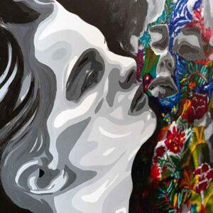 Kristel Bechara-Narcissus-Close up-1