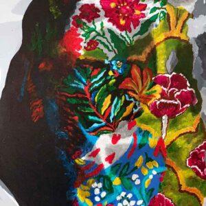 Kristel Bechara-Narcissus-Close up-2