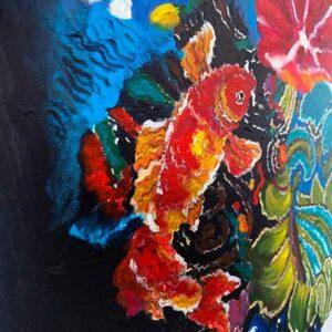 Kristel Bechara-Narcissus-Close up-4
