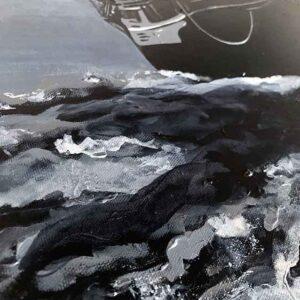 Kristel Bechara-Sea of Life- Zoom 1