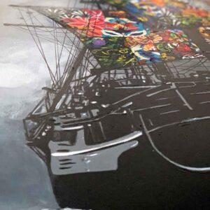 Kristel Bechara-Sea of Life- Zoom 3