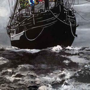 Kristel Bechara-Sea of Life- Zoom 9