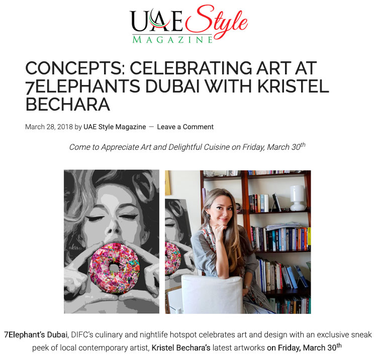 Kristel-Bechara UAE-Style-28-March-2018