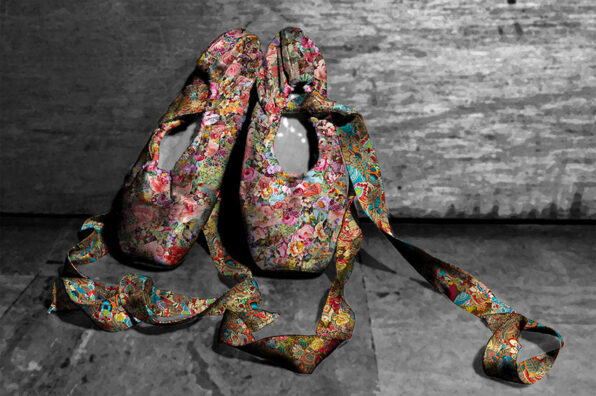 Garden of Life artwork collection by Kristel Bechara-The Glamorous Pointe Shoes
