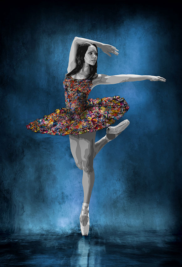 Kristel Bechara-Earthly Grace