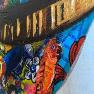Kristel Bechara - Nautilus Cup-Close up1