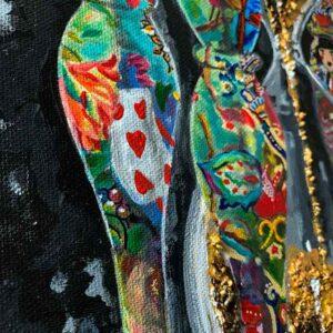 Kristel Bechara - Sands Of Time- Close Up1