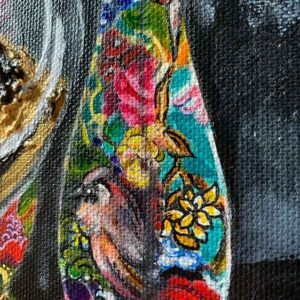 Kristel Bechara - Sands Of Time- Close Up11