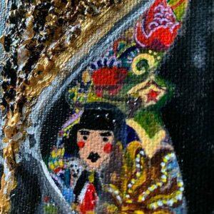 Kristel Bechara - Sands Of Time- Close Up13