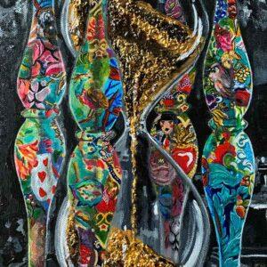 Kristel Bechara - Sands Of Time- Close Up18