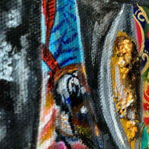 Kristel Bechara - Sands Of Time- Close Up7